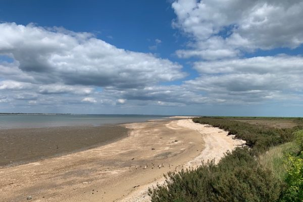 Finding liminal space on the Essex coast