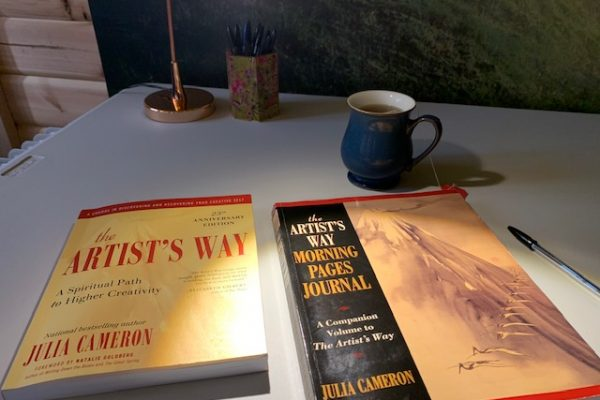 The Artist's Way – finding space to play